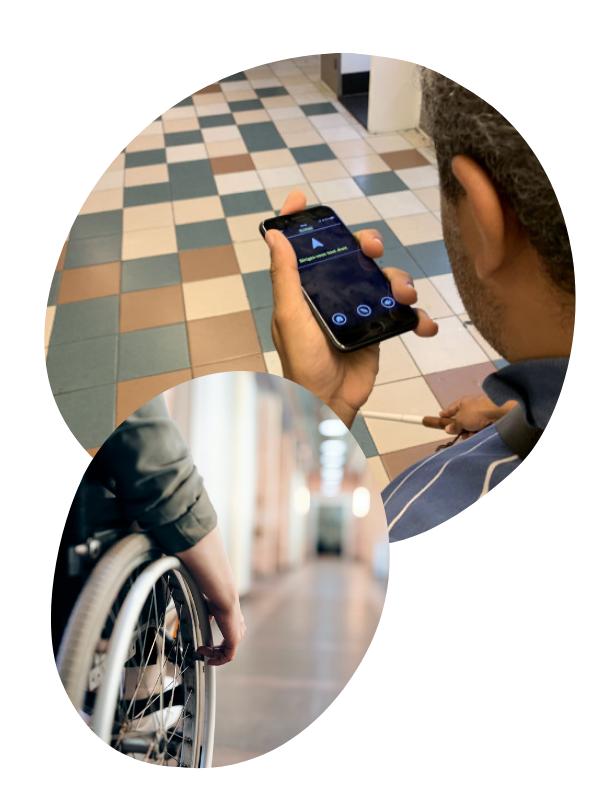 ERP Application GPS pour tout Handicap